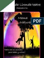 Mama Natura Dossier Temporada 2012-2013