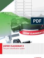 uster Classimat 5