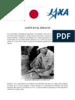 Japón en el espacio