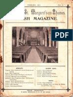 February 1912 All Souls Magazine