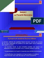 2- FISCALITE MAROCAINE