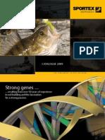 SPORTEX Catalogue 2009