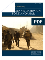 25156694 Taliban Campaign for Kandahar ISW Copy