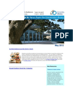 Library Newsletter May 2012