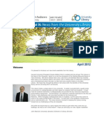 Library Newsletter April 2012