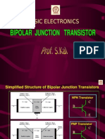 Bel 05 Bipolar Junction Transistor