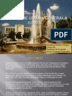 Geografie umana generala - BRAILA