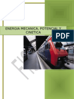 Energia Potencial Mecanica y Cinetica