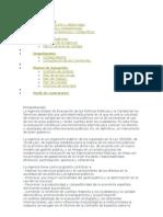 Resumen Agencia España de evaluacion