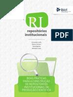 Boas práticas para a construção de repositórios institucionais da produção científica