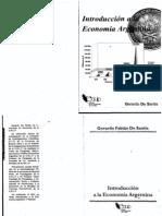 Unidades 1 y 2- Introd a La Economia -De Santis