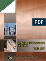 Statistik Ketenagalistrikan Dan Energi 2008