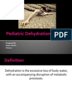 Pediatric Dehydration
