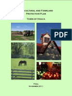 Town of Ithaca Agricultural Protection Plan, November 2011