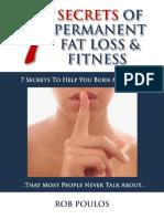 7 Secrets e Book