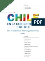 Chile en La Concertacion-1990-2010
