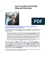 Jihad Butchery in London and the Big Islamic Lie