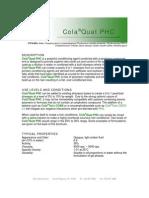 ColaQuat PHC