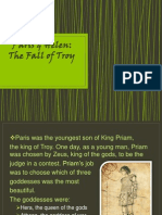 Trojan War Multimedia Project 2