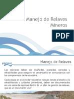 Gestion de Relaves Mineros 120820170423 Phpapp02