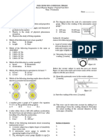 Chapter 1 Topical Exam