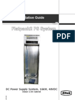 Installation Guide Flatpack2 PS System Indoor v3