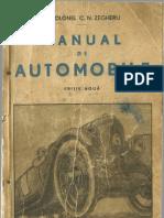 Lt. Colonel C. N. Zegheru - Manual de Automobile