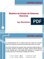 Clase 12 Modelos de Estado de Sistemas Discretos