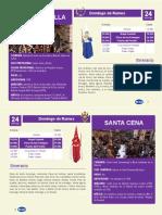 Guia Completa Semana Santa 2013