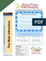 MOPS Newsletter.04.17.09