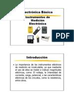 02 Instrumentos de Medicion Electron
