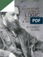 Lessons in Logic Jevons
