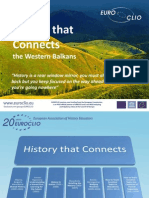 History That Connects the Western Balkans