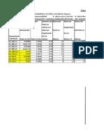 DISEÑO CIMENTACIONES PORTALES POSTES DE 510 750 Y 1050