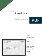 surveillance tutorial
