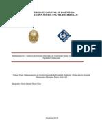 Implementación de Gestión Integrado de Seguridad, Ambiente y Salud