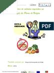 Estatística de calorias ingeridas na Póvoa de Varzim