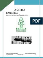 Visita a Sheila Canarias