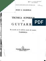 Tecnica Superior en Guitarra