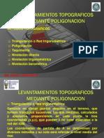 Levantamientos Topograficos Mediante Poligonacion