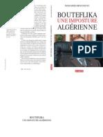 BOUTEFLIKA UNE IMPOSTURE ALGERIENNE
