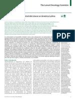LA PLANIFICACIÓN DEL CONTROL DEL CÁNCER EN AMÉRICA LATINA Y EL CARIBE...