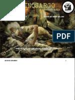 Revista Cinosargo Edición X Marzo de 2009