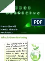 green marketting