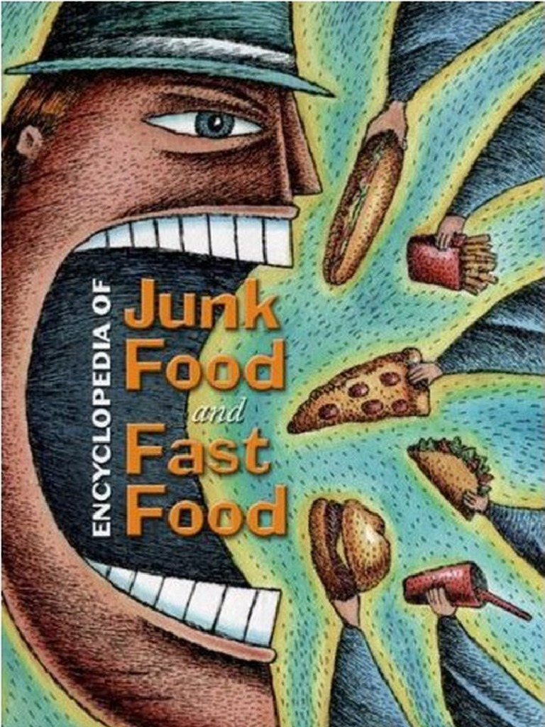 125377742 Encyclopedia of Junk Food and Fast Food   Fast Food   Soft ...