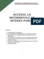 Proiect - Etica si Transparenta in Administratia Publica
