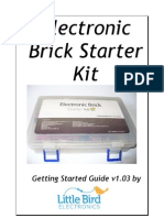 Brickbook Starter Kit