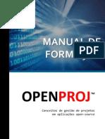 Manual OpenProj 1.4