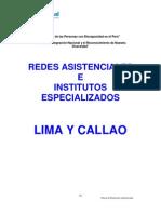 Directori Redes Lima 2012