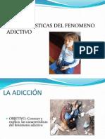 FENOMENO DE LA ADICCIÓN